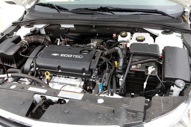 Chevrolet Cruze - Cú hích của GM - 14