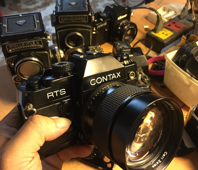 Nghệ nhân 4 đời sửa máy ảnh ở Hà Nội trải lòng về nghề xoay vặn - 6