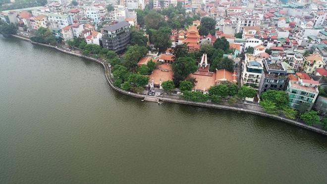 Hình ảnh các vỉa hè Hà Nội được thay mới bằng gạch vân đá - 14