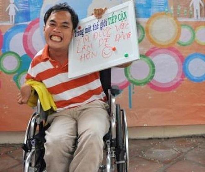 """Chung tay """"vẽ"""" bản đồ cho người khuyết tật bước ra xã hội! - 29"""
