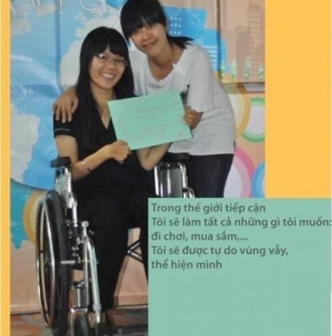 """Chung tay """"vẽ"""" bản đồ cho người khuyết tật bước ra xã hội! - 32"""