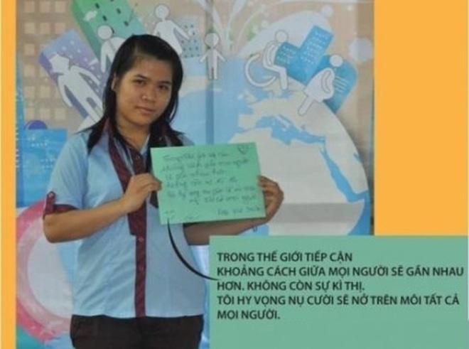 """Chung tay """"vẽ"""" bản đồ cho người khuyết tật bước ra xã hội! - 33"""