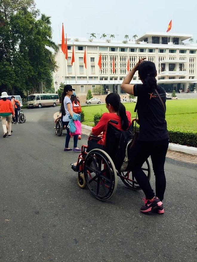 """Chung tay """"vẽ"""" bản đồ cho người khuyết tật bước ra xã hội! - 8"""