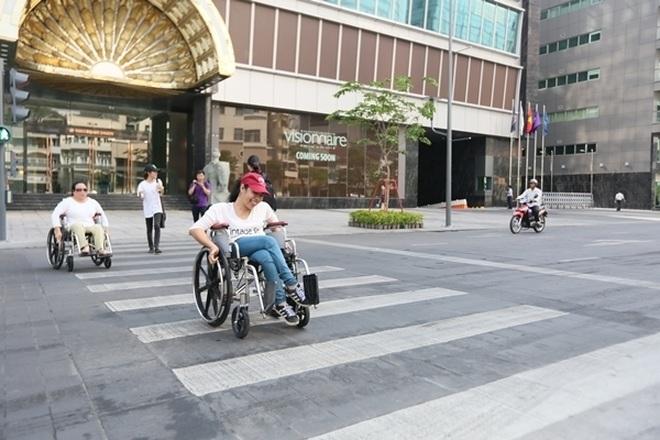 """Chung tay """"vẽ"""" bản đồ cho người khuyết tật bước ra xã hội! - 7"""