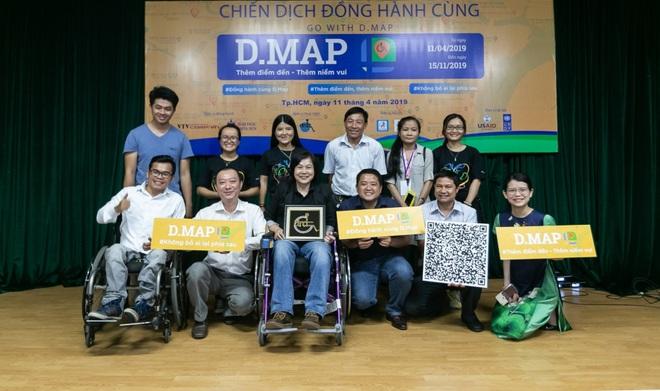 """Chung tay """"vẽ"""" bản đồ cho người khuyết tật bước ra xã hội! - 17"""