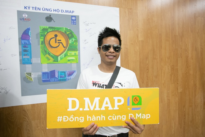 """Chung tay """"vẽ"""" bản đồ cho người khuyết tật bước ra xã hội! - 19"""