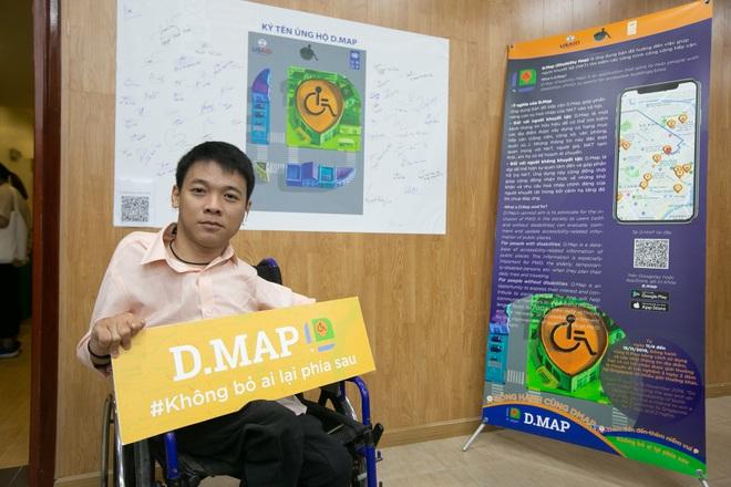 """Chung tay """"vẽ"""" bản đồ cho người khuyết tật bước ra xã hội! - 15"""