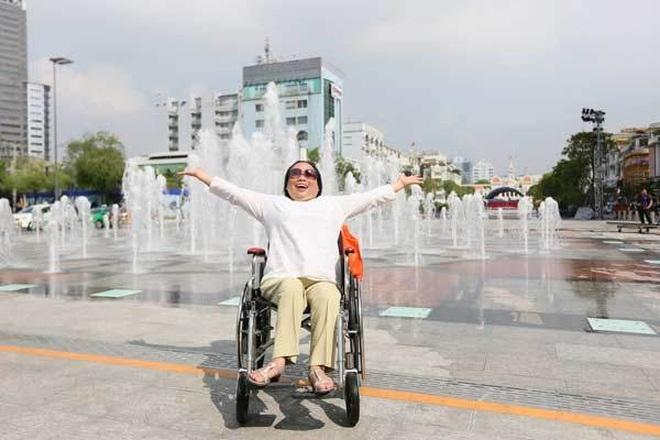 """Chung tay """"vẽ"""" bản đồ cho người khuyết tật bước ra xã hội! - 36"""