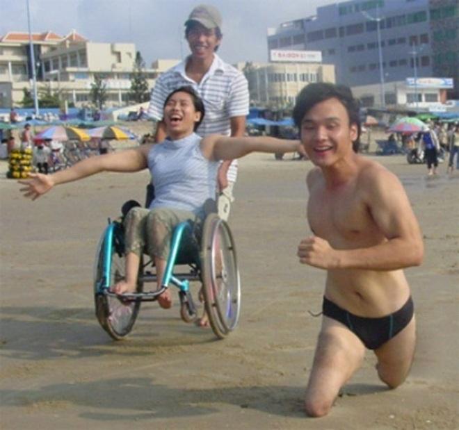 """Chung tay """"vẽ"""" bản đồ cho người khuyết tật bước ra xã hội! - 38"""