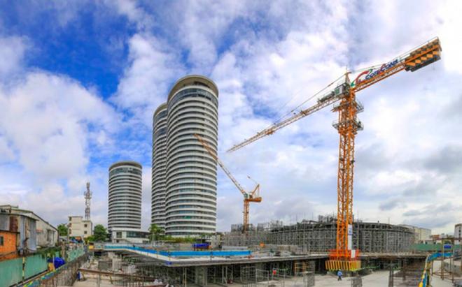 Bộ Xây dựng: Phải tạm dừng thi công các công trình xây dựng ở vùng đỏ - 1