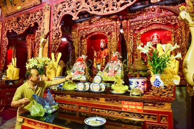 Chiêm ngưỡng ngôi đền 600 năm tuổi thờ 8 vị vua triều Trần - 11