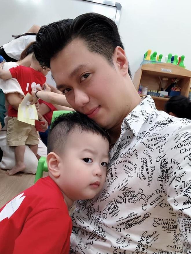 Diễn viên Việt Anh và vợ cũ chính thức phủ nhận ly hôn vì người thứ 3 - 6