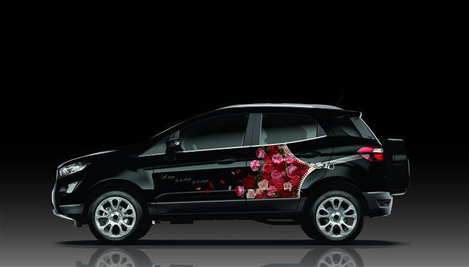 Giới trẻ tự tin với cuộc thi Làm đẹp với Ford Ecosport - 7
