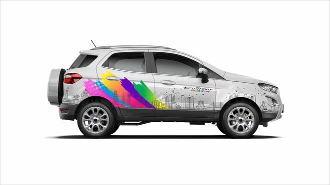 Giới trẻ tự tin với cuộc thi Làm đẹp với Ford Ecosport - 25