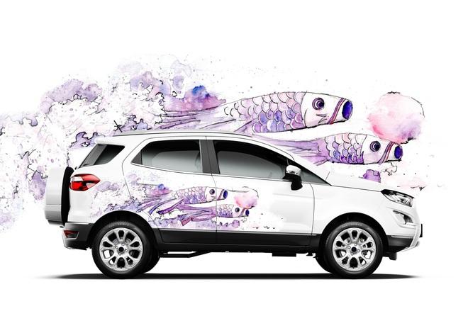 Giới trẻ tự tin với cuộc thi Làm đẹp với Ford Ecosport - 37