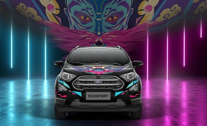 Giới trẻ tự tin với cuộc thi Làm đẹp với Ford Ecosport - 38