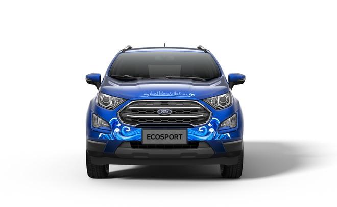 Giới trẻ tự tin với cuộc thi Làm đẹp với Ford Ecosport - 18