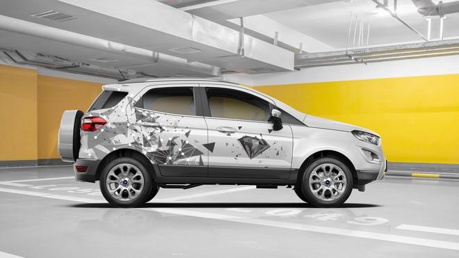 Giới trẻ tự tin với cuộc thi Làm đẹp với Ford Ecosport - 3