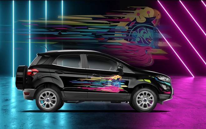 Giới trẻ tự tin với cuộc thi Làm đẹp với Ford Ecosport - 40