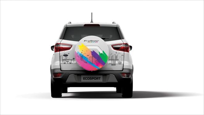 Giới trẻ tự tin với cuộc thi Làm đẹp với Ford Ecosport - 24