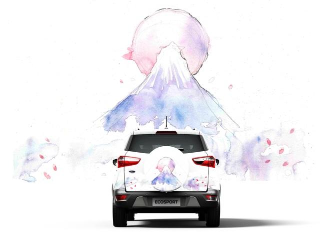 Giới trẻ tự tin với cuộc thi Làm đẹp với Ford Ecosport - 36