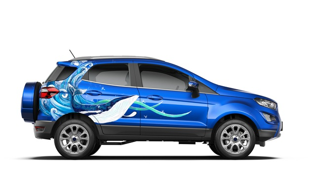 Giới trẻ tự tin với cuộc thi Làm đẹp với Ford Ecosport - 19