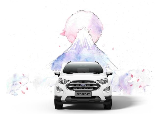 Giới trẻ tự tin với cuộc thi Làm đẹp với Ford Ecosport - 34