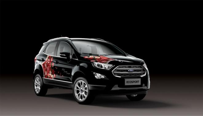 Giới trẻ tự tin với cuộc thi Làm đẹp với Ford Ecosport - 6