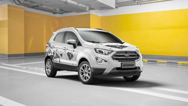Giới trẻ tự tin với cuộc thi Làm đẹp với Ford Ecosport - 2