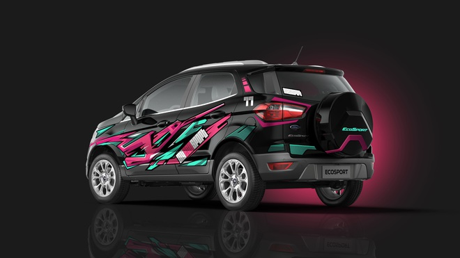 Giới trẻ tự tin với cuộc thi Làm đẹp với Ford Ecosport - 16