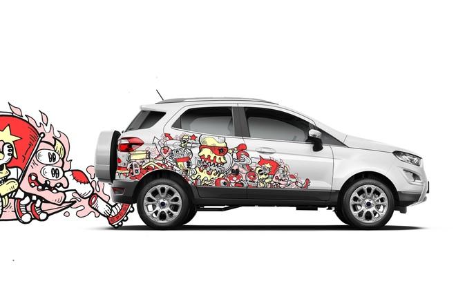 Giới trẻ tự tin với cuộc thi Làm đẹp với Ford Ecosport - 28