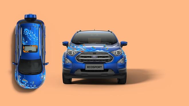 Giới trẻ tự tin với cuộc thi Làm đẹp với Ford Ecosport - 12