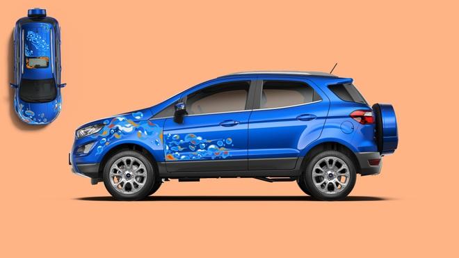 Giới trẻ tự tin với cuộc thi Làm đẹp với Ford Ecosport - 11