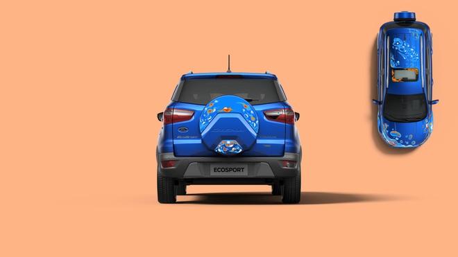Giới trẻ tự tin với cuộc thi Làm đẹp với Ford Ecosport - 13