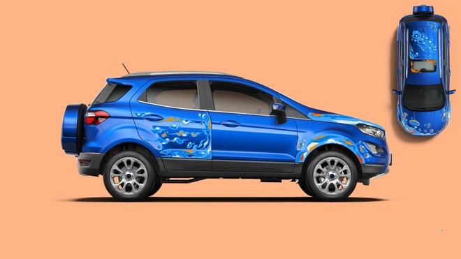Giới trẻ tự tin với cuộc thi Làm đẹp với Ford Ecosport - 10