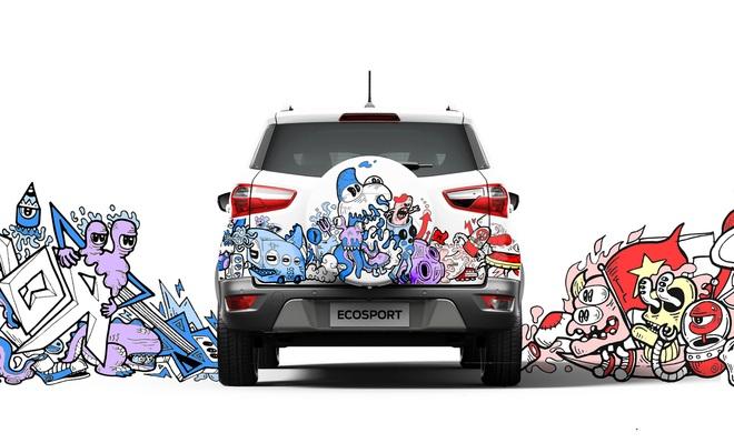 Giới trẻ tự tin với cuộc thi Làm đẹp với Ford Ecosport - 27