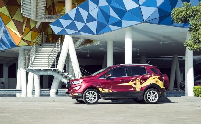 """Paint Your """"True Color"""" - Kết nối Ford EcoSport cùng khách hàng trẻ tuổi - 7"""