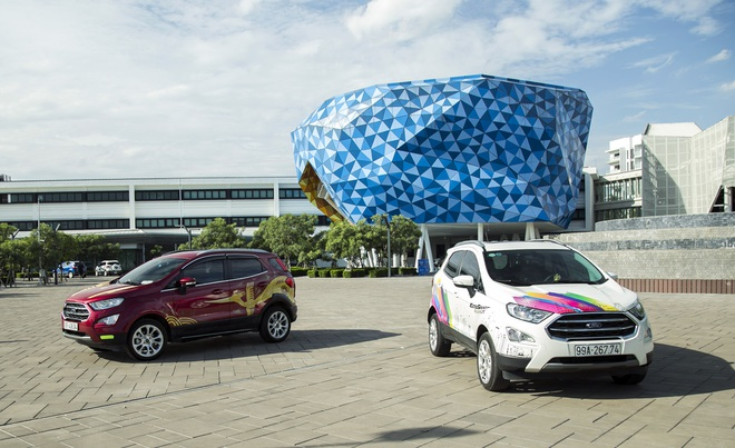 """Paint Your """"True Color"""" - Kết nối Ford EcoSport cùng khách hàng trẻ tuổi - 5"""