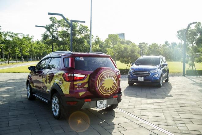 """Paint Your """"True Color"""" - Kết nối Ford EcoSport cùng khách hàng trẻ tuổi - 9"""