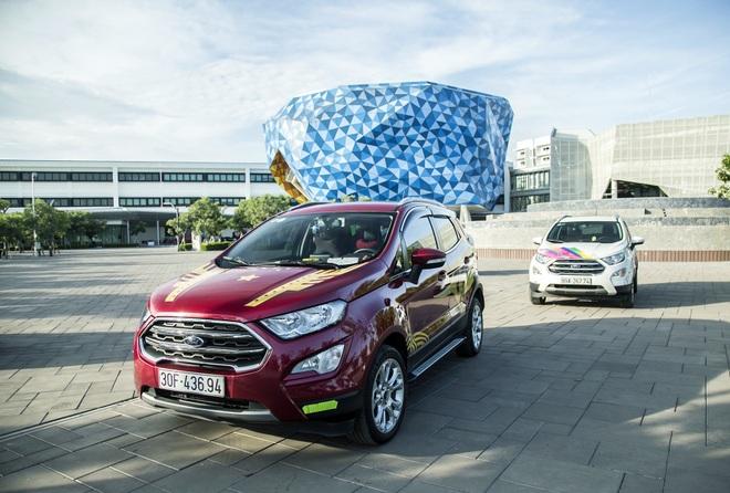"""Paint Your """"True Color"""" - Kết nối Ford EcoSport cùng khách hàng trẻ tuổi - 3"""