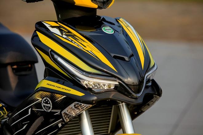 Phân khúc Underbone 150 - Không phải cuộc chơi của riêng Honda Winner X và Yamaha Exciter - 7