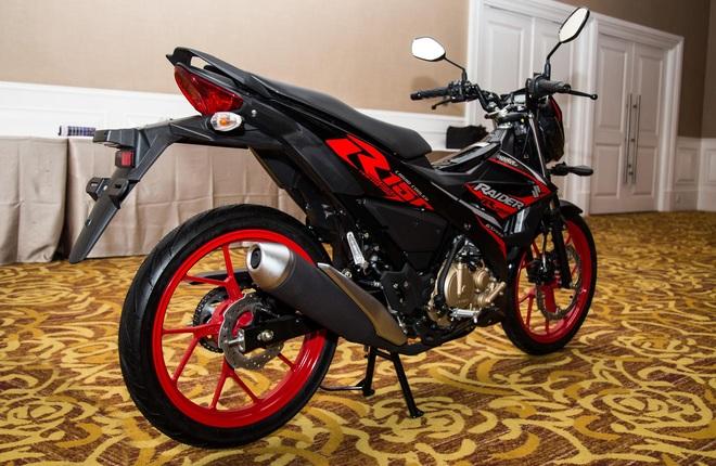 Phân khúc Underbone 150 - Không phải cuộc chơi của riêng Honda Winner X và Yamaha Exciter - 22