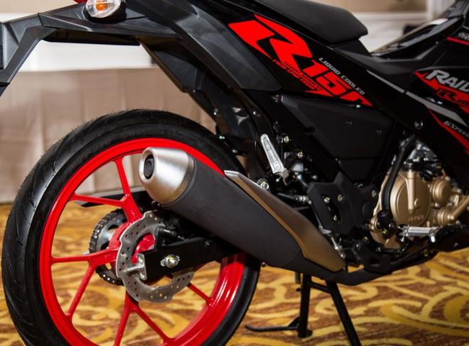 Phân khúc Underbone 150 - Không phải cuộc chơi của riêng Honda Winner X và Yamaha Exciter - 27