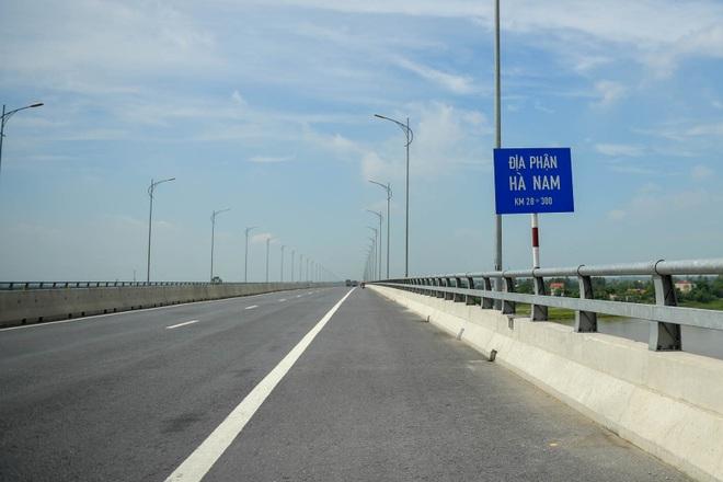 Toàn cảnh cầu 2.800 tỷ nối 2 tỉnh Hưng Yên và Hà Nam - 6