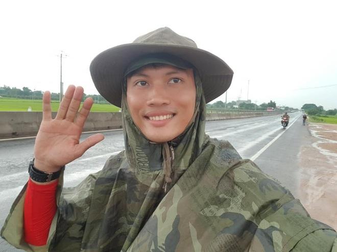 Hành trình xuyên Việt trong 48 ngày của thầy giáo Sài Gòn với 500 nghìn đồng - 5