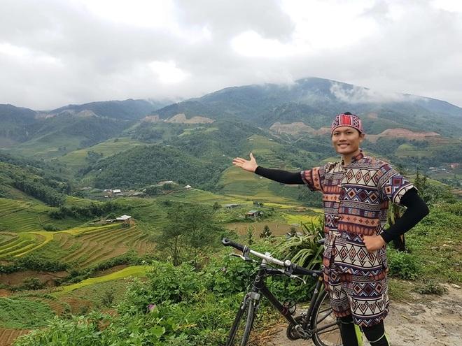 Hành trình xuyên Việt trong 48 ngày của thầy giáo Sài Gòn với 500 nghìn đồng - 8