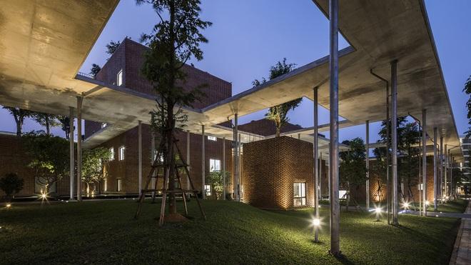 4 công trình kiến trúc tại Việt Nam lọt top 53 công trình đẹp nhất thế giới năm 2019 - 40