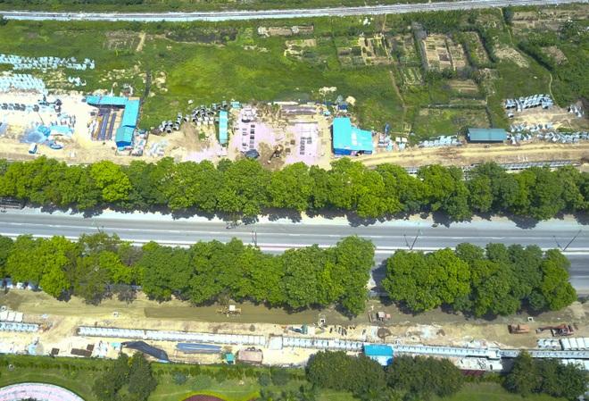 Hà Nội: Đại công trường đường trên cao hơn 5.000 tỉ đồng giờ ra sao? - 9