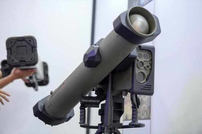 Ngắm những vũ khí tối tân tại Triển lãm Quốc phòng và An ninh Việt Nam 2019 - 6