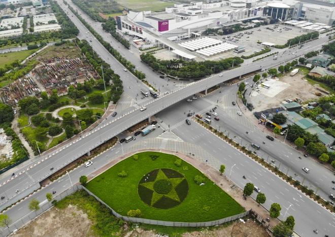 Điểm mặt 4 công trình trọng điểm giải cứu ùn tắc giao thông ở Hà Nội - 6